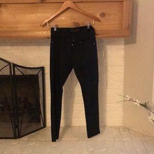 DL1961 Black Skinny Jeans